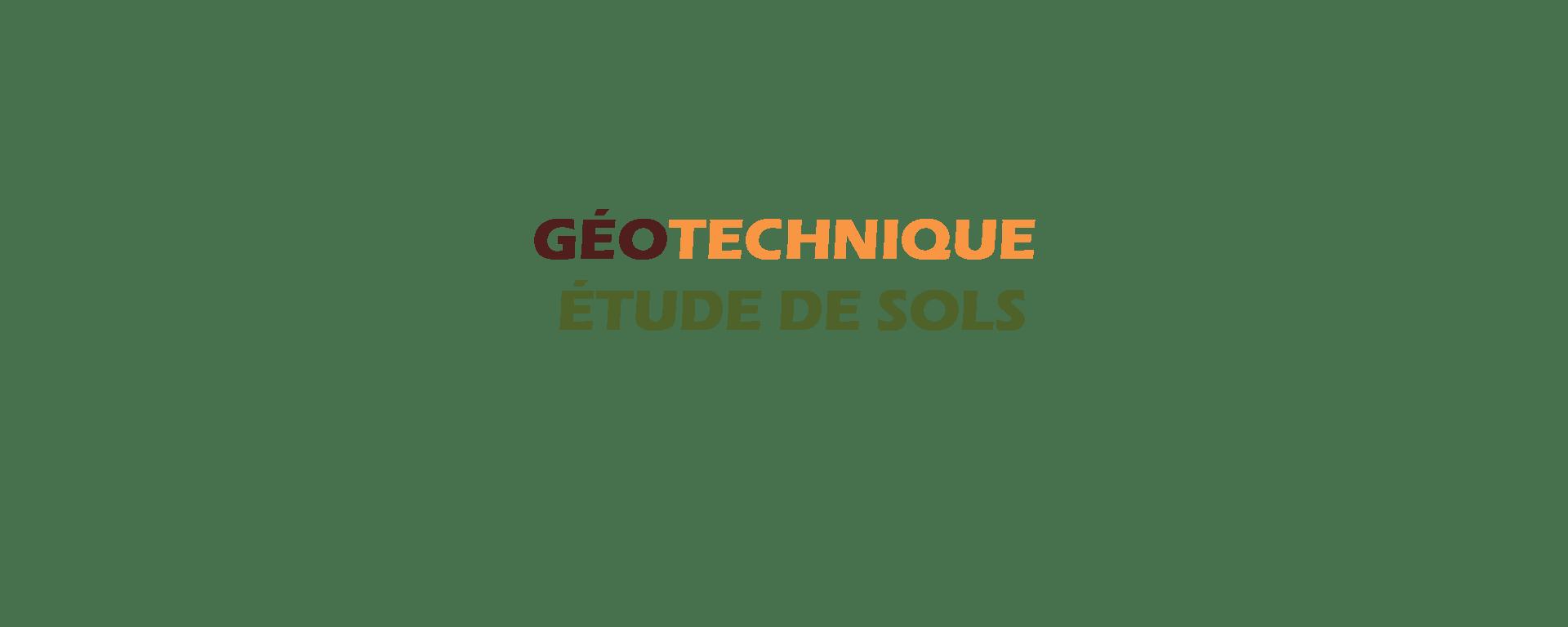 cabinet d'étude géotechnique à Montpellier